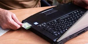 Individuell anpassbares Notebook - jederzeit