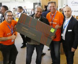 TOP19 Logojagd / Samsung 4. Preis