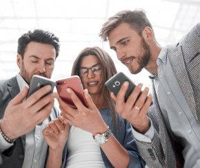 Social Media bietet Chancen für Firmen