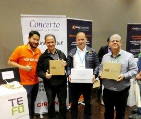 TEFO'19: Coole Preise und digitale Chancen