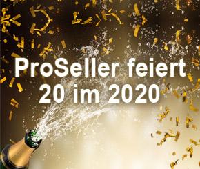 Happy New Year: ProSeller wird 20 im 2020