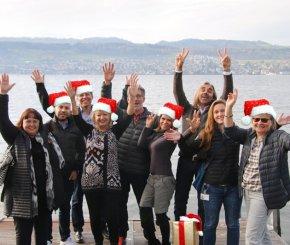 Weihnachtsjagd 2019 / Gewinnergruppe