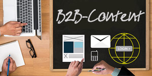 Mit diesem Content gewinnen Sie B2B-Kunden / IB
