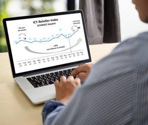 ICT-ReSeller Index März 2020