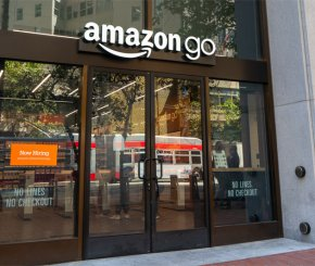 Amazon-System Just Walk out für Reseller