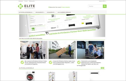 ProSeller E-Commerce-Lösung / Referenz eev