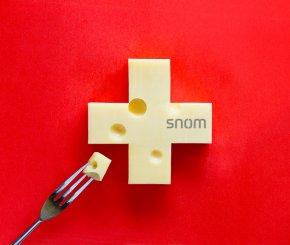 1. August Logojagd SNOM