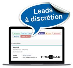 ProLead / Lead-Generation à discrétion