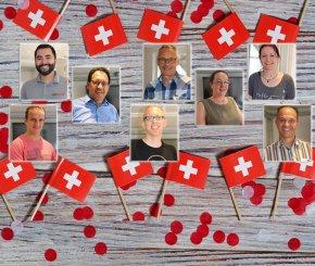 Schweizer Logojagd Gewinnergruppe 2020
