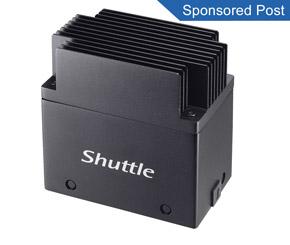 Shuttle Edge PC für IoT-Anwendungen / Sponsored Post