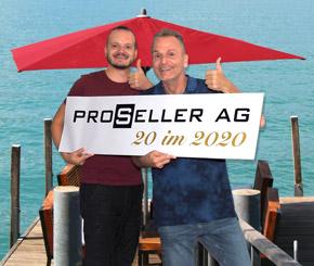 Neue Geschäftsleitung bei ProSeller / Beitragsbild