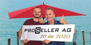 Neue Geschäftsleitung bei ProSeller / IB