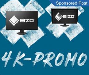 Eizo 4k Cashbackpromotion Monitor
