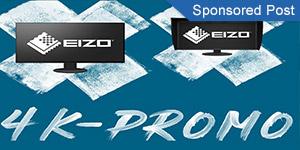 Eizo 4k Cashbackpromotion Monitor / IB