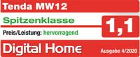 Das Mesh-WLAN-System MW12 wurde für sein überzeugendes Preis-Leistungs-Verhältnis ausgezeichnet.