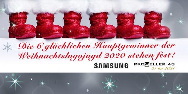 Weihnachten Logojagd 2020 Abschlussbericht