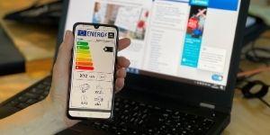 April 2021_ das neuen Energieeffizienzlabel wird Pflicht / IB