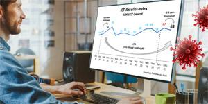 ICT-Index Digitaltechnik hat Corona aufgefangen