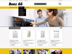 ProSeller Onlineshop Benz AG
