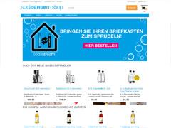 ProSeller Onlineshop Sodastream