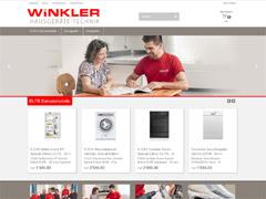 ProSeller Onlineshop Winkler Haushaltgeräte-Technik
