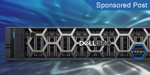Hyperkonvergente Infrastruktur von DELL EMC