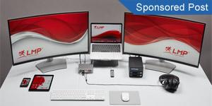 LMP Produkte entwickelt designt für Apple Geräte Beitragsbild / IB