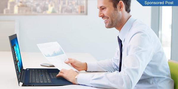Individuelle Laptops für mehr Flexibilität & EffizienzMehr Flexibilität mit dynabook-Laptops