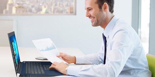 Mehr Flexibilität mit dynabook-Laptops