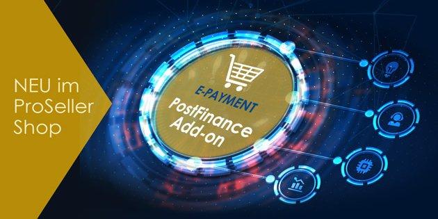 Neue E-Payment-Einbindung mit PostFinance