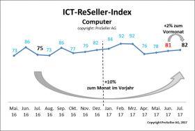 ICT ReSeller Index Juli 2017 / Computer